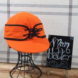 Bemidji Woolen Mills Wool Hat Made in USA
